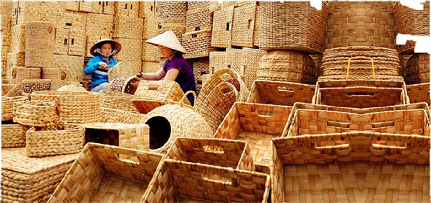 Bamboo And Rattan The Pride Of Vietnam